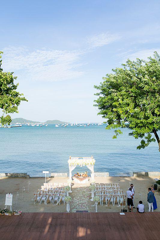 Beach Club Wedding F And M 29