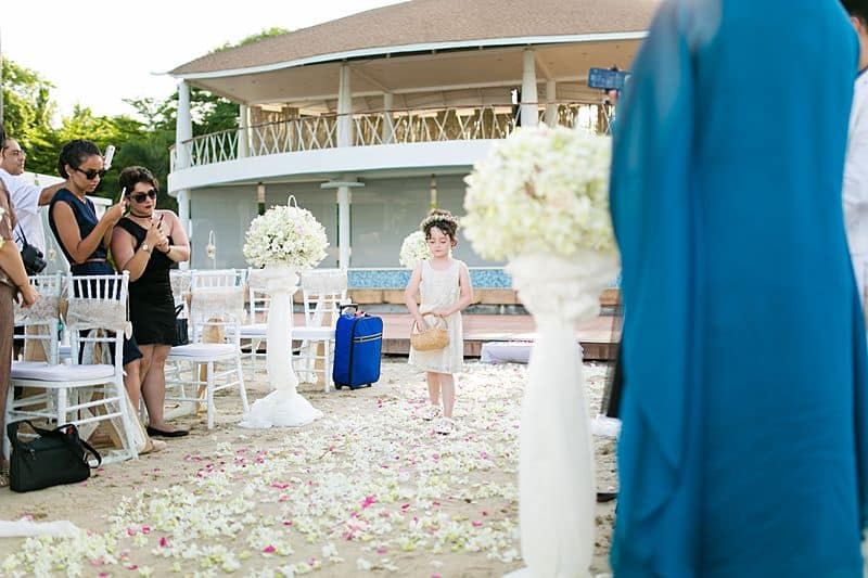 Beach Club Wedding F And M 32