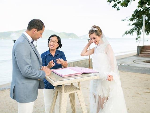 Beach Club Wedding F And M 41