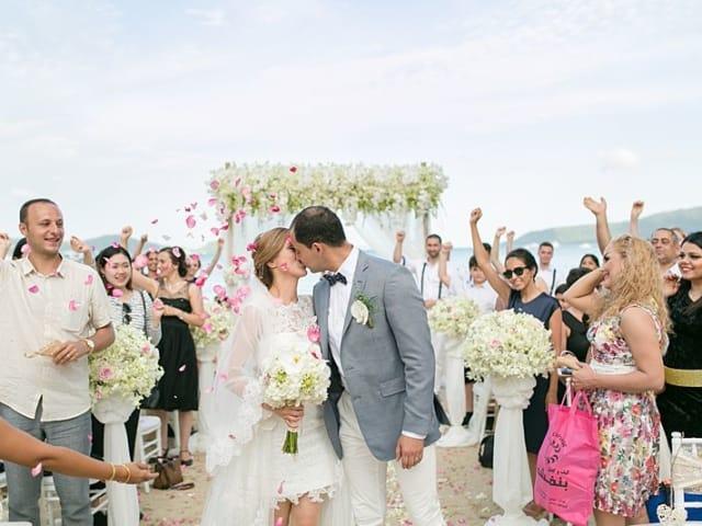 Beach Club Wedding F And M 45