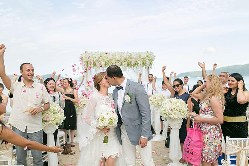 Beach Club Wedding F And M 45