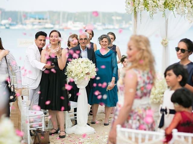 Beach Club Wedding F And M 47