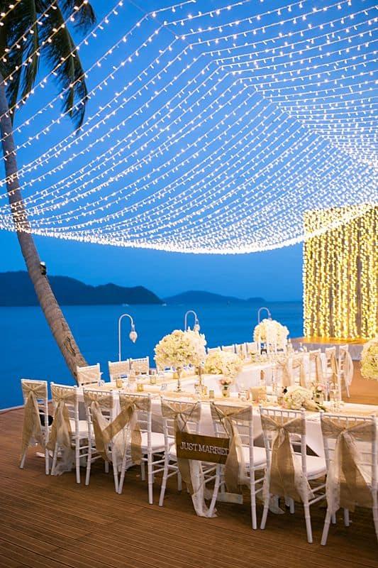 Beach Club Wedding F And M 53
