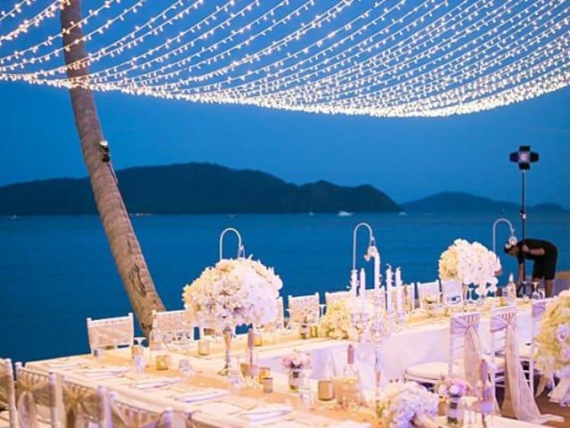 Beach Club Wedding F And M 59
