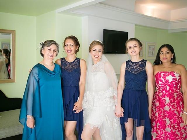Beach Club Wedding F And M 6