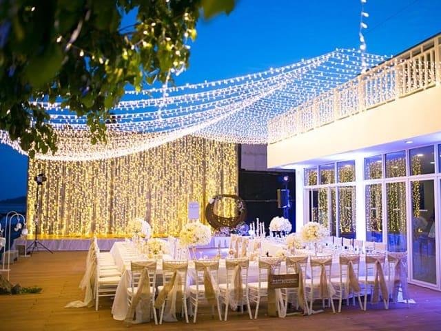 Beach Club Wedding F And M 68