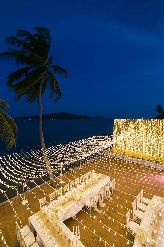 Beach Club Wedding F And M 75