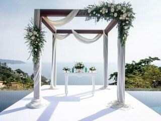 Christopher & Shaina Villa Aye Wedding, 2nd March 2019 367 Unique Phuket