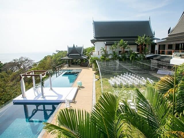 Christopher & Shaina Villa Aye Wedding, 2nd March 2019 384 Unique Phuket