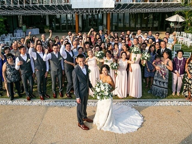 Christopher & Shaina Villa Aye Wedding, 2nd March 2019 846 Unique Phuket