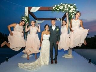 Christopher & Shaina Villa Aye Wedding, 2nd March 2019 988 Unique Phuket
