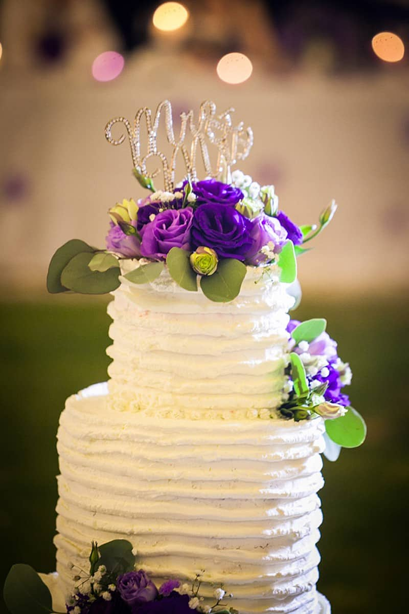 Wedding Cake Wedding Villa Aye
