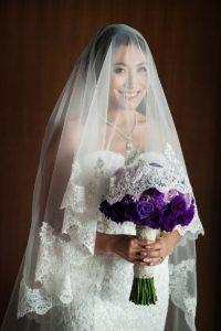 Bride Wedding Villa Aye