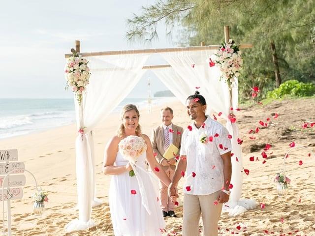 Prinsly & Karen Wedding Mai Khao Beach, 2nd Jun 2018 16 169