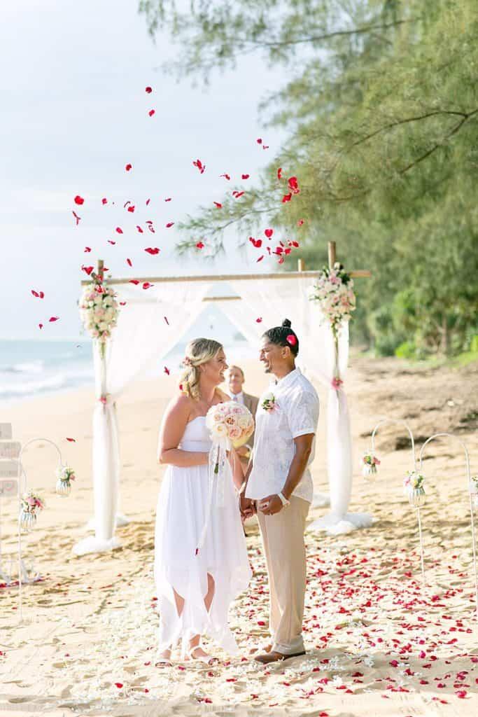 Prinsly & Karen Wedding Mai Khao Beach, 2nd Jun 2018 16 172