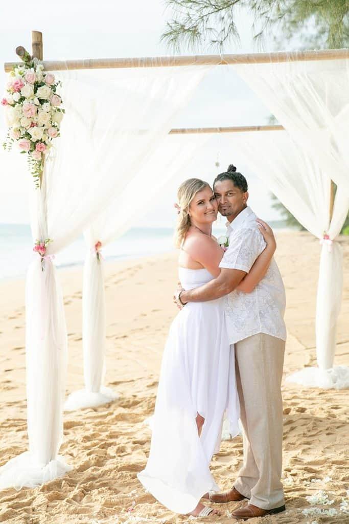 Prinsly & Karen Wedding Mai Khao Beach, 2nd Jun 2018 16 205