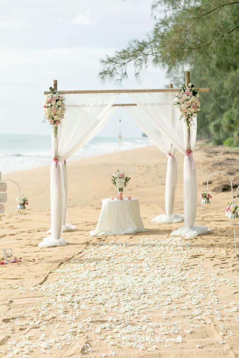 Prinsly & Karen Wedding Mai Khao Beach, 2nd Jun 2018 16 6