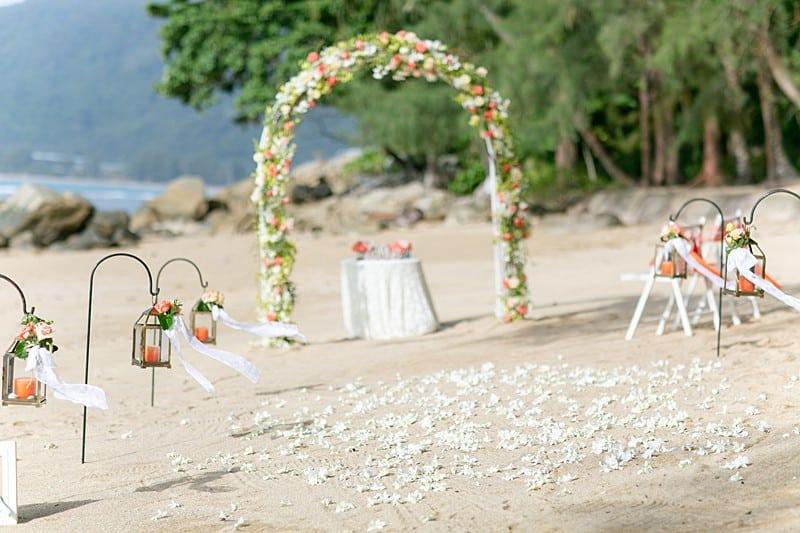 Wedding Lucy & Murray At Hua Beach 15th July 2018 91