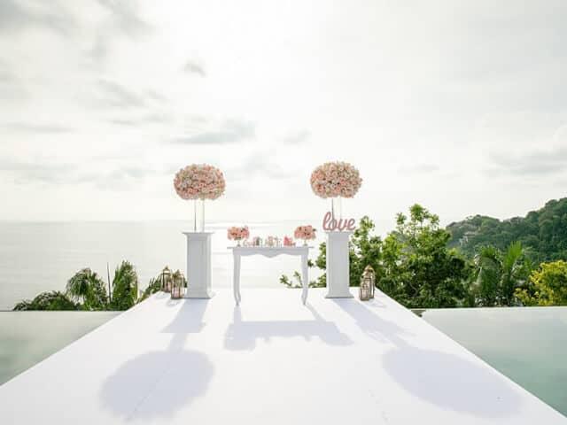 Wedding Of Elaine & Jason At Villa Santisuk 18th November 2018 370 Unique Phuket