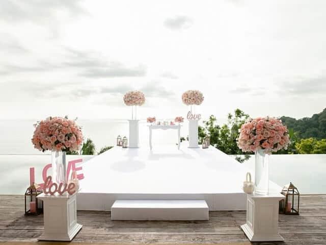 Wedding Of Elaine & Jason At Villa Santisuk 18th November 2018 379 Unique Phuket