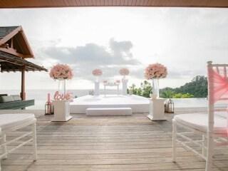 Wedding Of Elaine & Jason At Villa Santisuk 18th November 2018 408 Unique Phuket