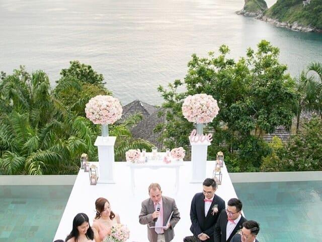 Wedding Of Elaine & Jason At Villa Santisuk 18th November 2018 554 Unique Phuket