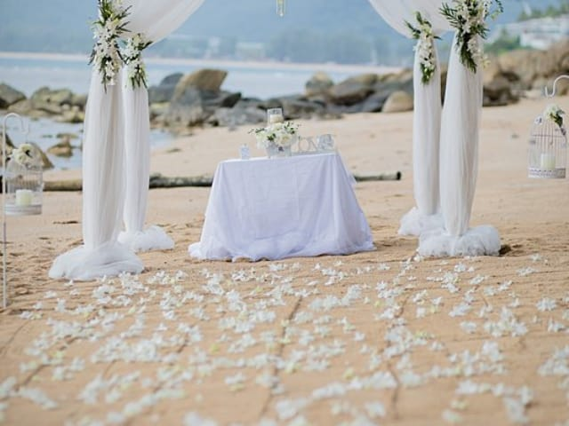 Unique Phuket Wedding Planners Hua Beach Wedding Sep 2017 27