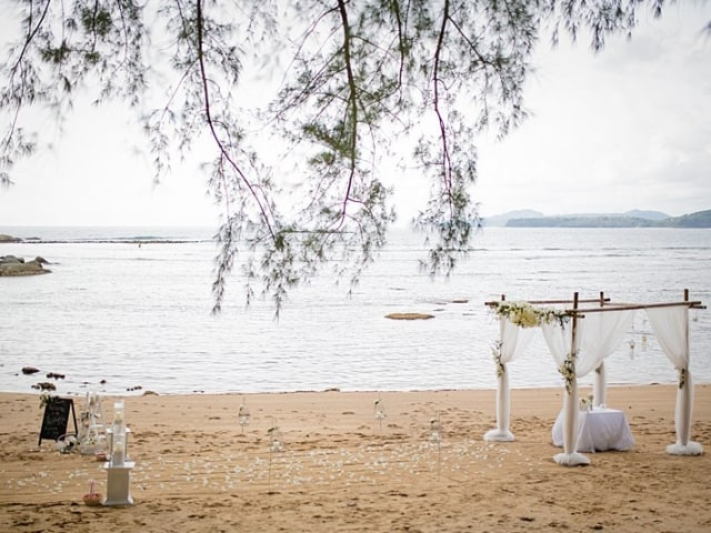Unique Phuket Wedding Planners Hua Beach Wedding Sep 2017 52