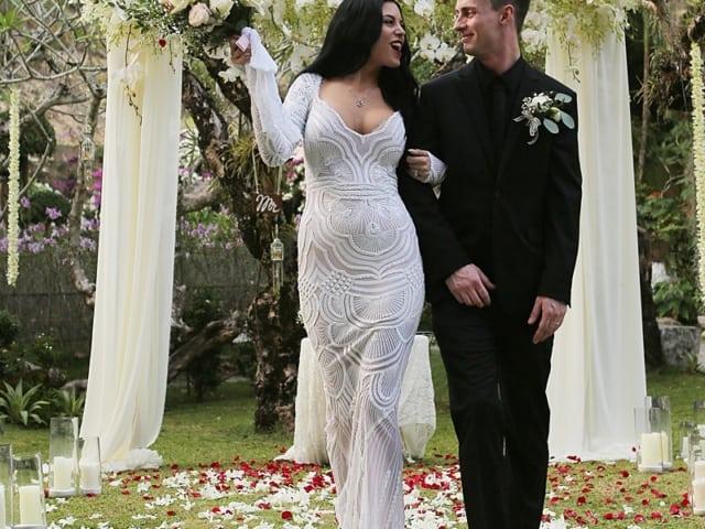 Jacklyn & Alex Wedding 13th March 2018 Thavorn Beach Garden 214