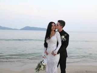 Jacklyn & Alex Wedding 13th March 2018 Thavorn Beach Garden 351