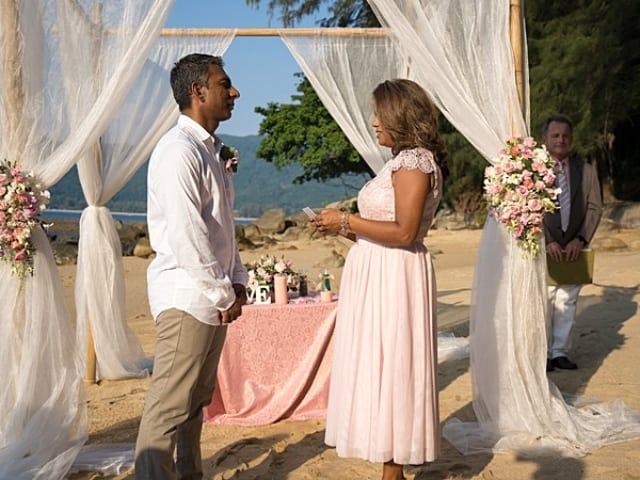 Artishma & Ash Wedding Vow Renewal 18 Apr 18, Hua Beach 0001 93