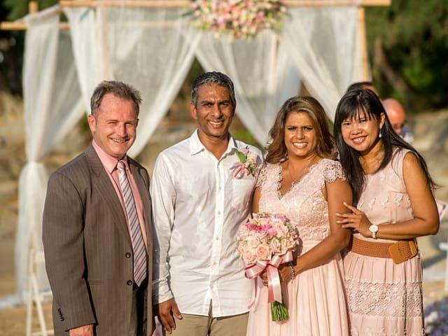 Artishma & Ash Wedding Vow Renewal 18 Apr 18, Hua Beach 0001 200