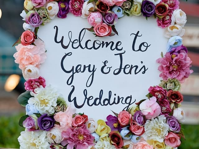 Jennifer And Gary's Wedding, 3rd April 18 Hotel Nook Dee Ask 0856 236