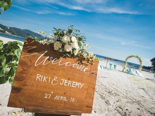 Riki & Jeremy 27th April 2018, Monks Blessing & Kata Beach Wedding 917