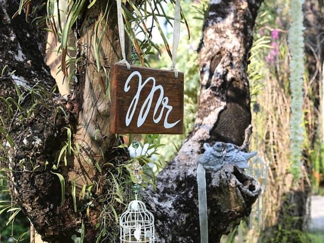 Jacklyn & Alex Wedding 13th March 2018 Thavorn Beach Garden 7
