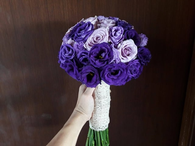 Wedding Flowers Phuket November 2017 3