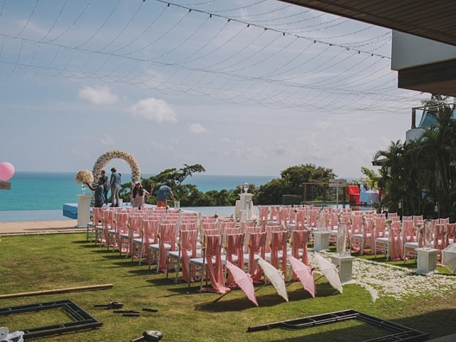 Unique Phuket Wedding Planners Brook & Daniel 29th July 2017 Villa Aye Thebaci1 22