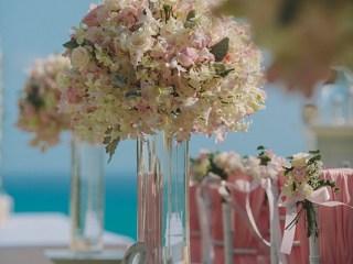 Unique Phuket Wedding Planners Aisle Stand