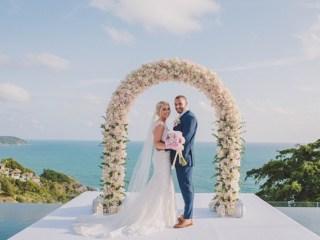 Unique Phuket Wedding Planners Brook & Daniel 29th July 2017 Villa Aye Thebaci1 413