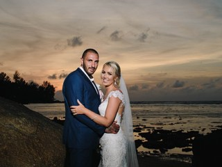 Unique Phuket Wedding Planners Brook & Daniel 29th July 2017 Villa Aye Thebaci1 420
