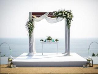 Christopher & Shaina Villa Aye Wedding, 2nd March 2019 394