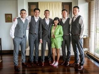 Christopher & Shaina Villa Aye Wedding, 2nd March 2019 457