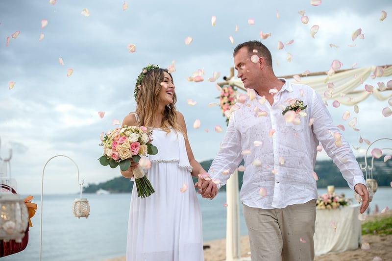 Layan Beach Wedding Unique Phuket Wedding Planners