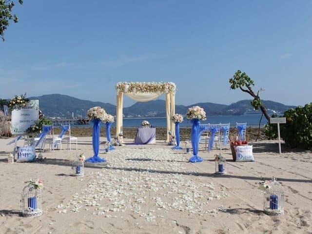 Ivona & Daniel Beach Wedding, 8th March 2019, Thavorn Beach Village 11 Unique Phuket