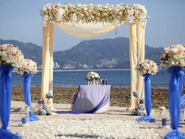 Ivona & Daniel Beach Wedding, 8th March 2019, Thavorn Beach Village 12 Unique Phuket