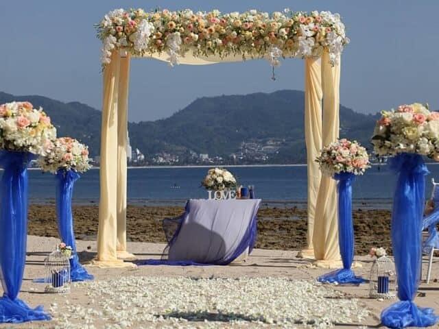 Ivona & Daniel Beach Wedding, 8th March 2019, Thavorn Beach Village 2 Unique Phuket