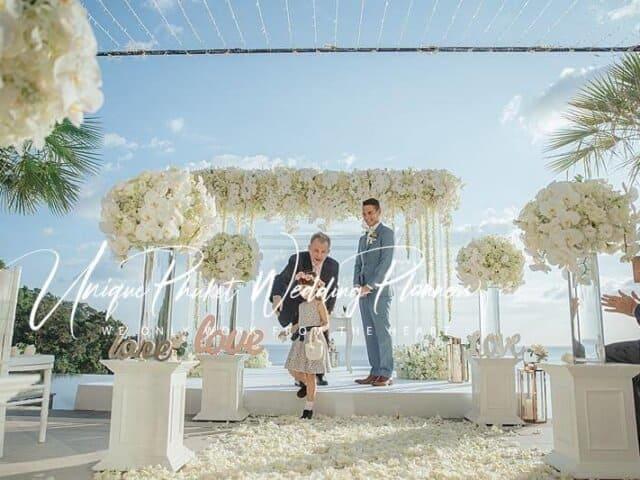 Villa Aquila Wedding of Mari & Julian, 29th November 2019 (165)