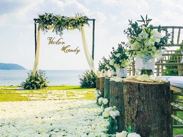 Wedding Flowers Setup Ideas 13