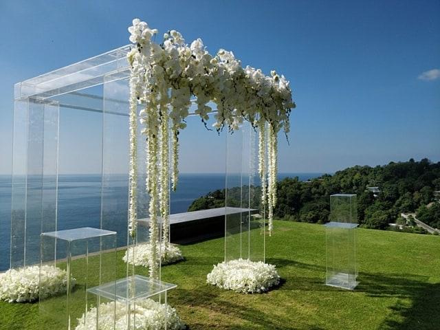 Wedding Flowers Setup Ideas 146