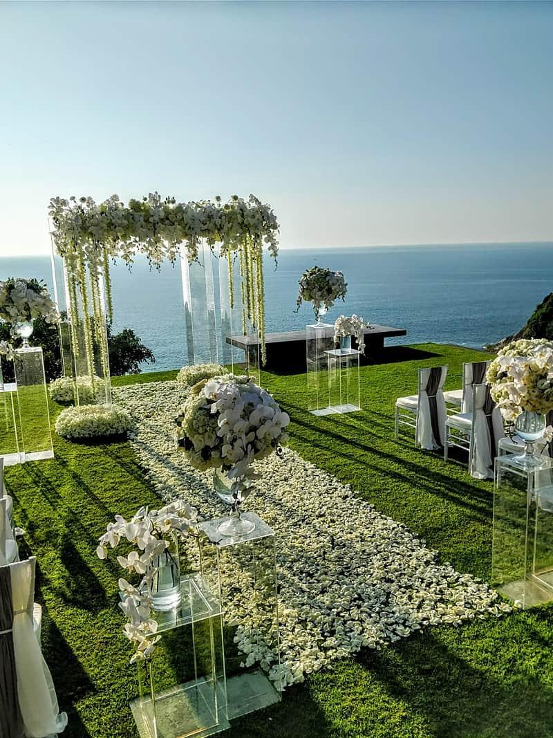 Wedding Flowers Setup Ideas 147